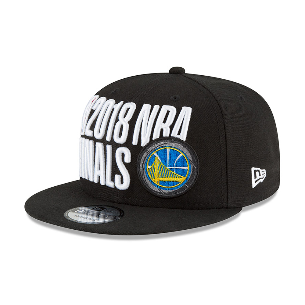 9FIFTY Snapback – Golden State Warriors – 2018 NBA Finals