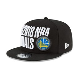 4dd0c606d5df0 Golden State Warriors 2018 NBA Finals 9FIFTY Snapback