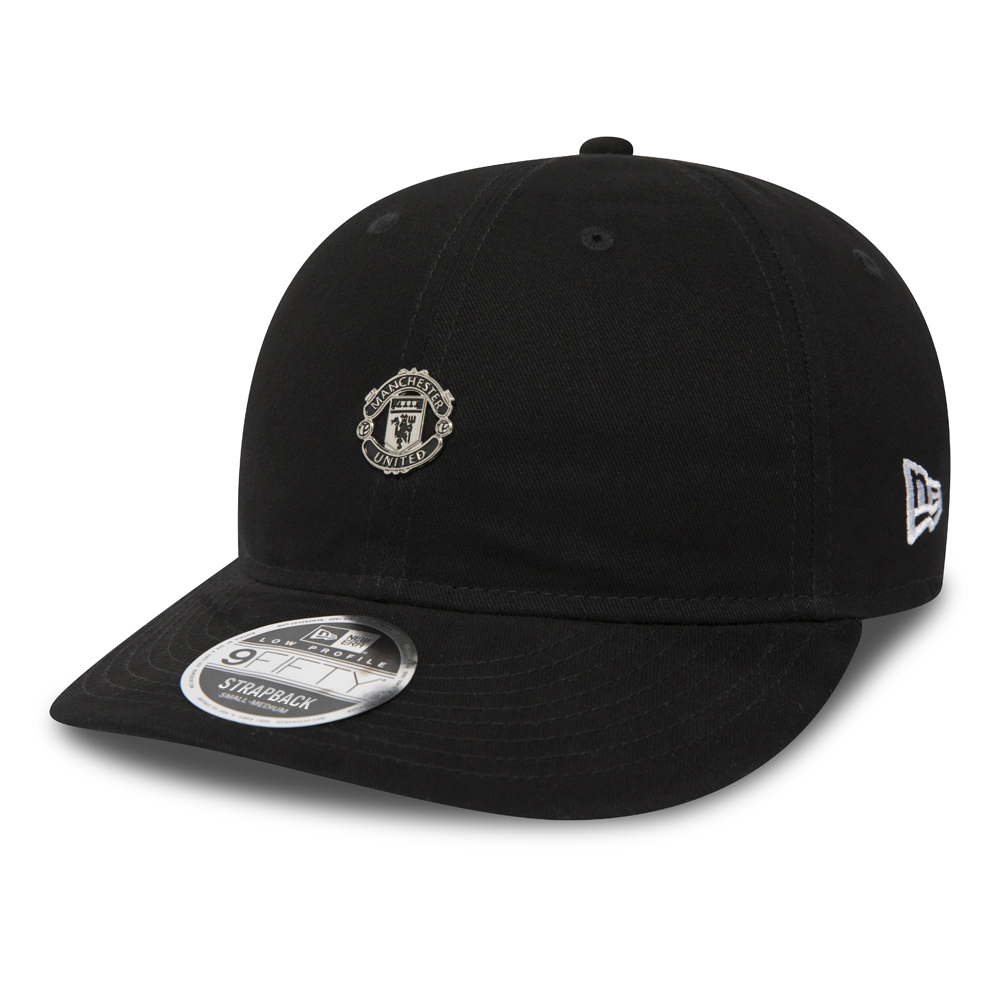 Manchester United Mini Metal Badge Low Profile 9FIFTY