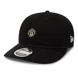9FIFTY – Manchester United – Kleine Metallapplikation, flaches Profil