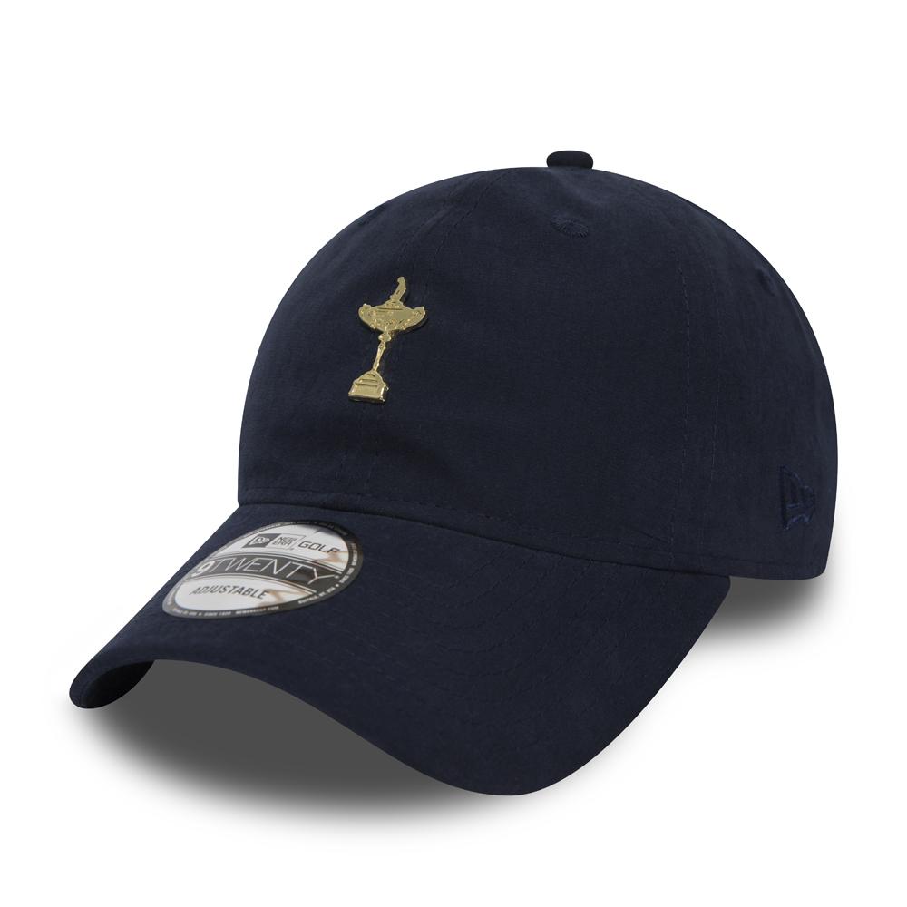 PGA Ryder Cup 2018 Metal Pin 9TWENTY, azul