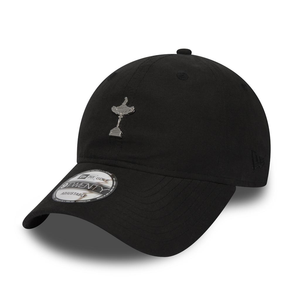 PGA Ryder Cup 2018 Metal Pin  9TWENTY, negro