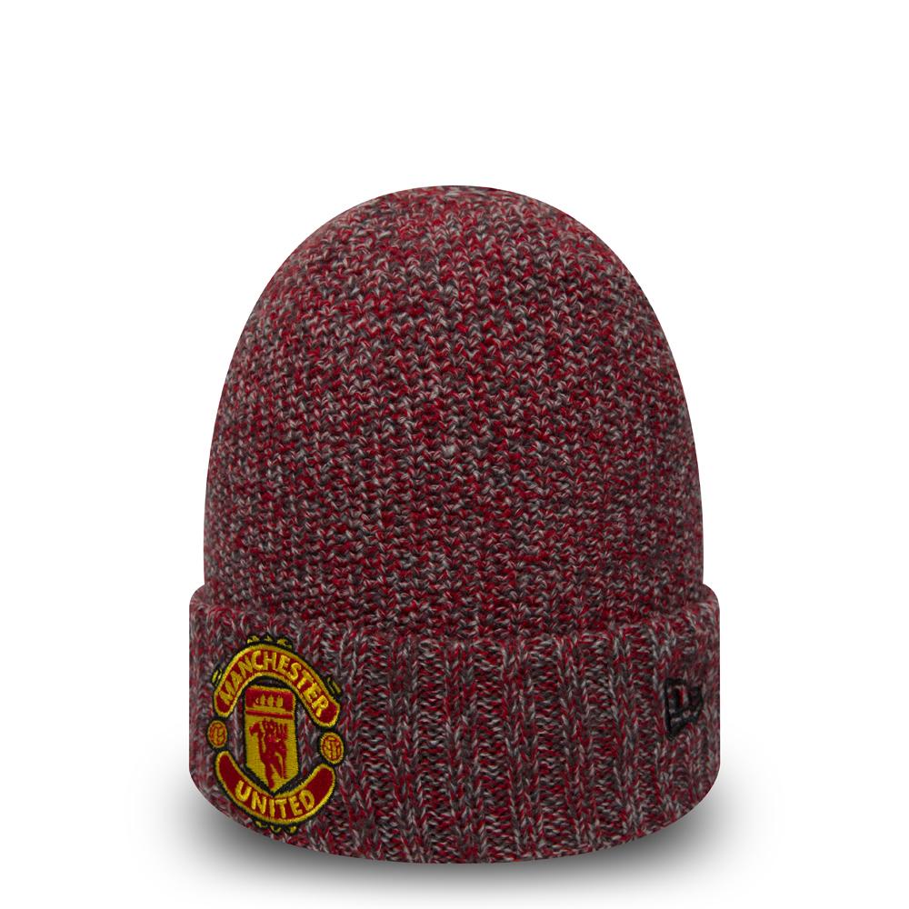 Manchester United Marl Cuff Knit b4f39d6a224d