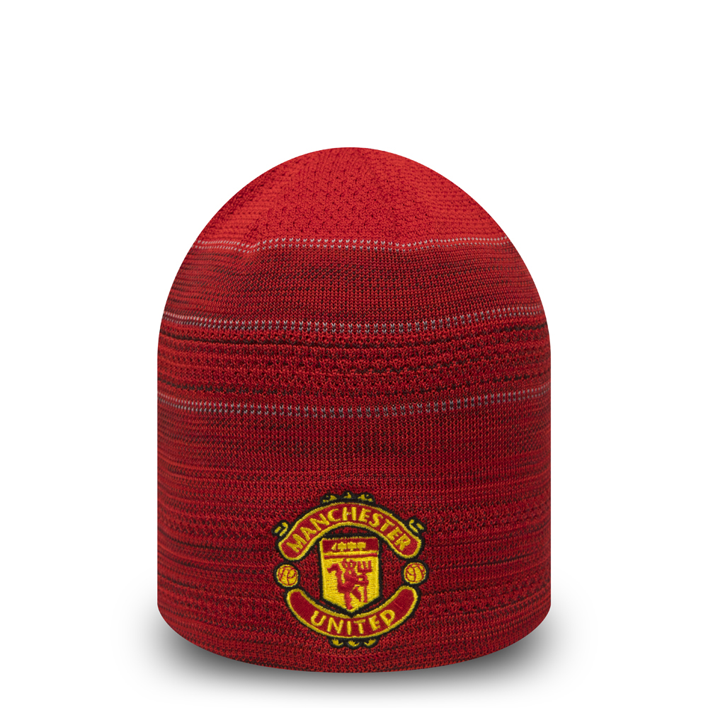 Gorro de punto Manchester United Engineered
