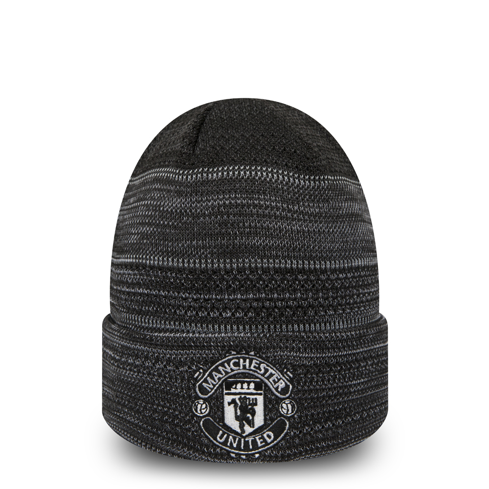 Gorro de punto con vuelta Manchester United Engineered