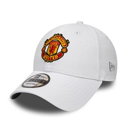 Manchester United 9FORTY blanc