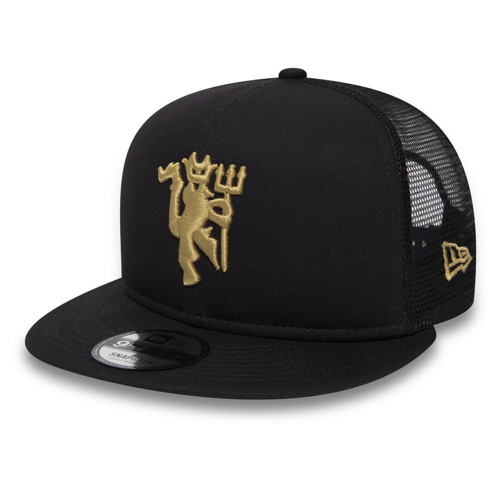 New Era Manchester United Frame Snapback Cap Herren