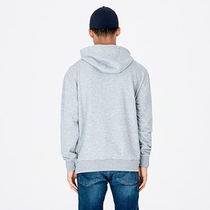 New Era Grey Pullover Hoody