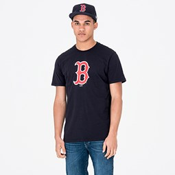 Boston Red Sox – Essential – T-Shirt – Marineblau