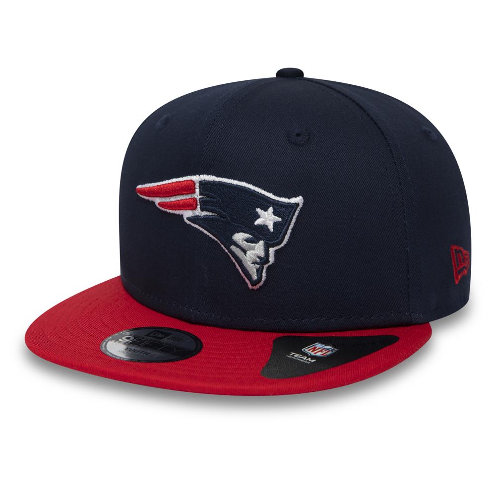 0ae76223abc0 9FIFTY Snapback – New England Patriots Essential – Kinder   New Era