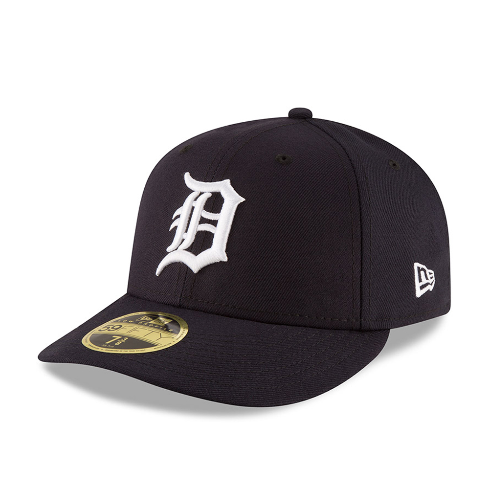 Detroit Tigers Authentic Collection Low Profile 59FIFTY