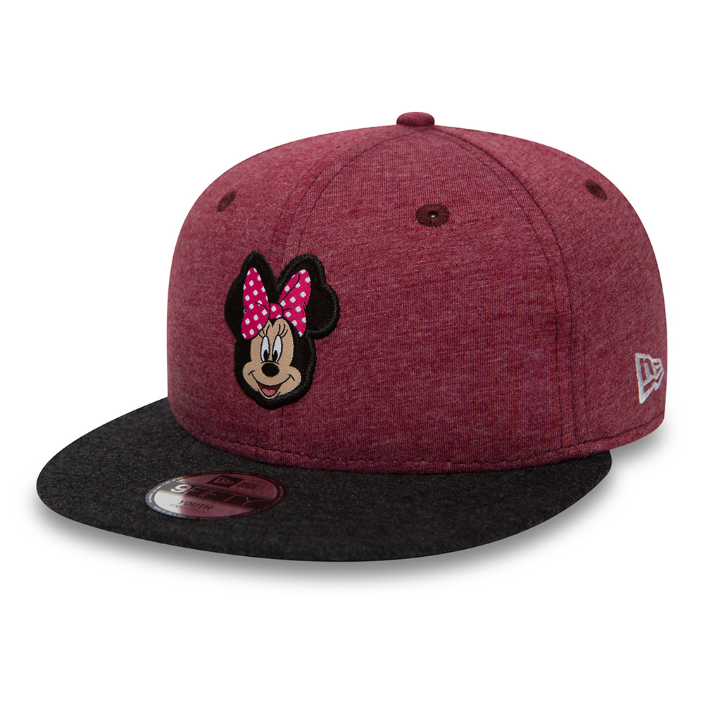 Minnie Mouse Character Jersey 9FIFTY Snapback niño