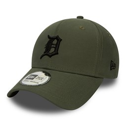Detroit Tigers Nylon Pre-Curved 9FIFTY Snapback