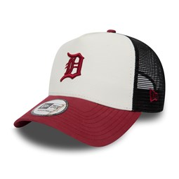 Detroit Tigers Nylon Trucker droite