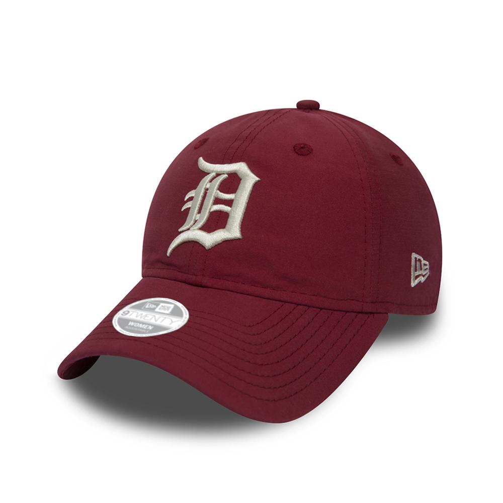 Detroit Tigers Womens Packable Cardinal Red 9TWENTY