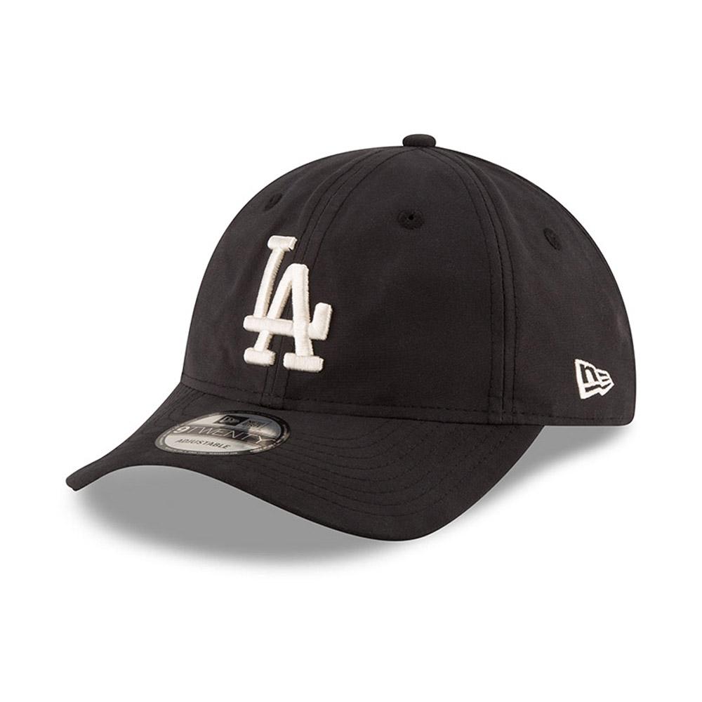 Los Angeles Dodgers Packable Black 9TWENTY