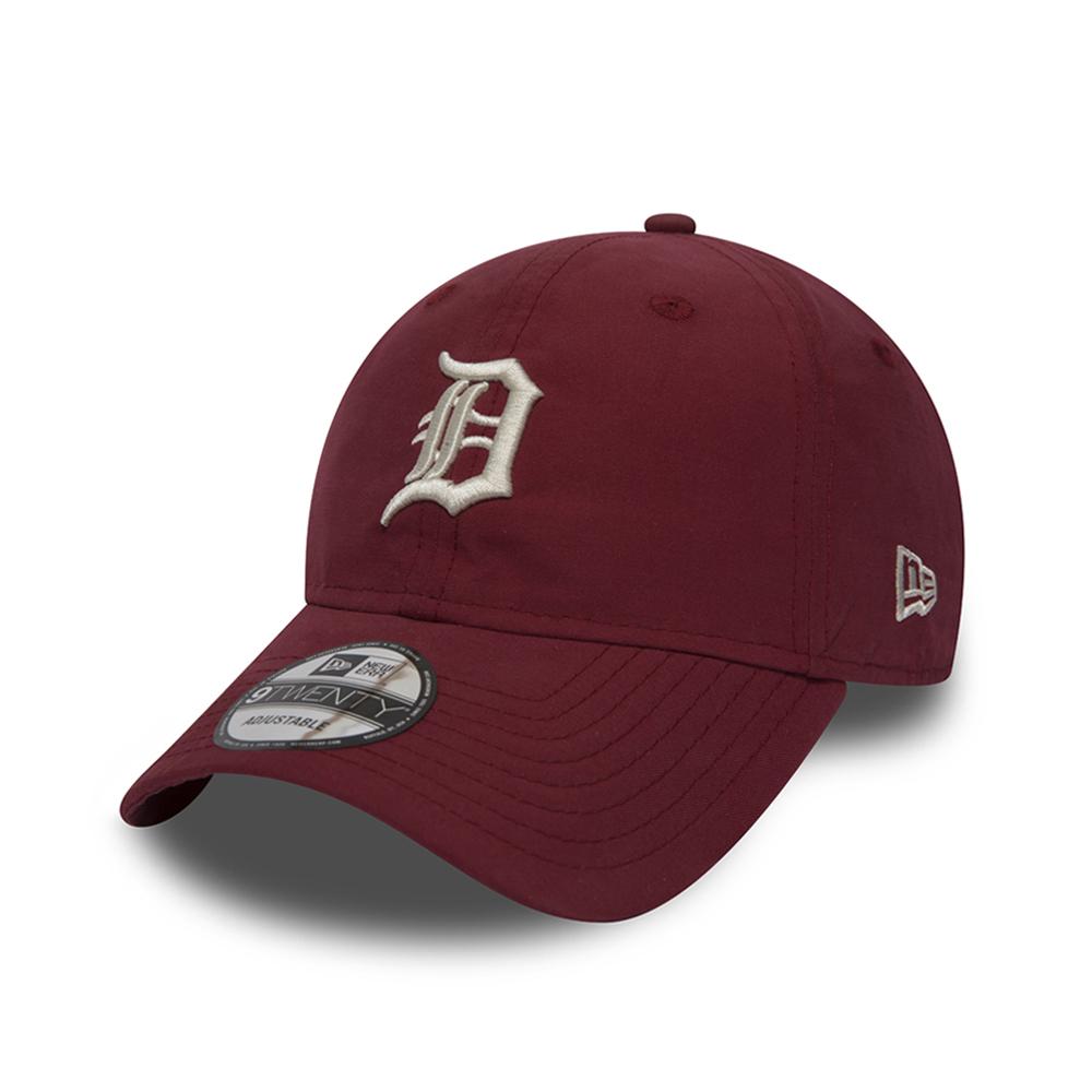de92ffafadd Detroit Tigers Packable Cardinal Red 9TWENTY