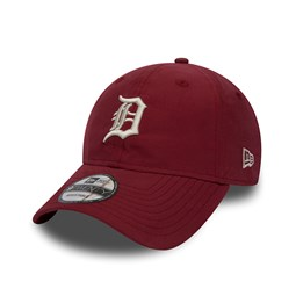 Detroit Tigers Packable Cardinal Red 9TWENTY