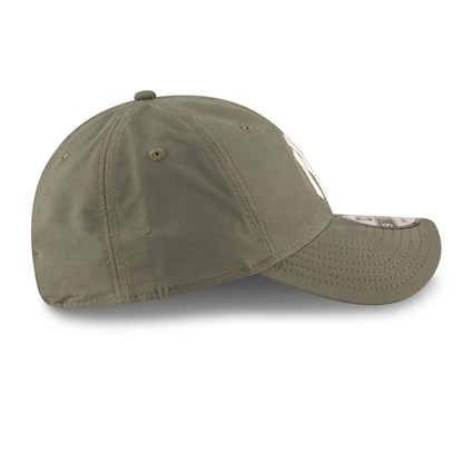 New York Yankees Packable Olive Green 9TWENTY