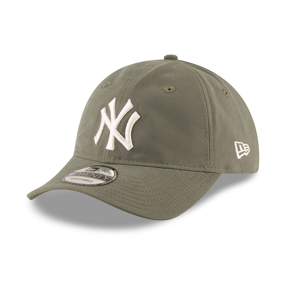 a3f43c769a8 New York Yankees Packable Olive Green 9TWENTY