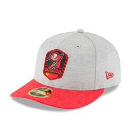 Tampa Bay Buccaneers 2018 Sideline Away Low Profile 59FIFTY 3971d9507