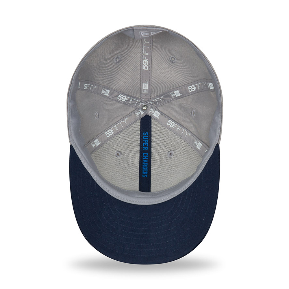 Los Angeles Chargers 2018 Sideline Away 59FIFTY Low Profile
