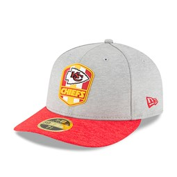 Kansas City Chiefs 2018 Sideline Away Low Profile 59FIFTY