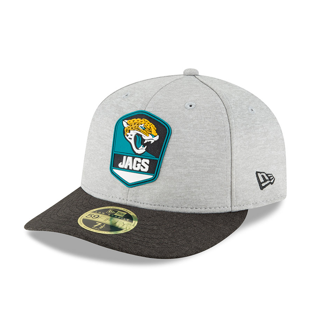59FIFTY – Jacksonville Jaguars 2018 Sideline Away Low Profile