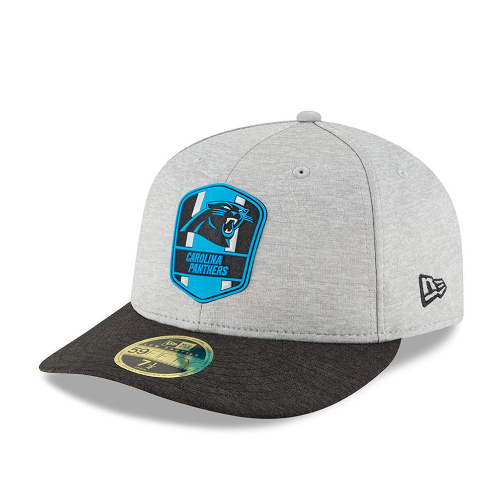 Carolina Panthers 2018 Sideline Away Low Profile 59FIFTY