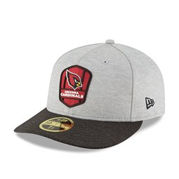 f602f29f5031e Arizona Cardinals 2018 Sideline Away Low Profile 59FIFTY