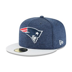 59FIFTY – New England Patriots – 2018 Sideline