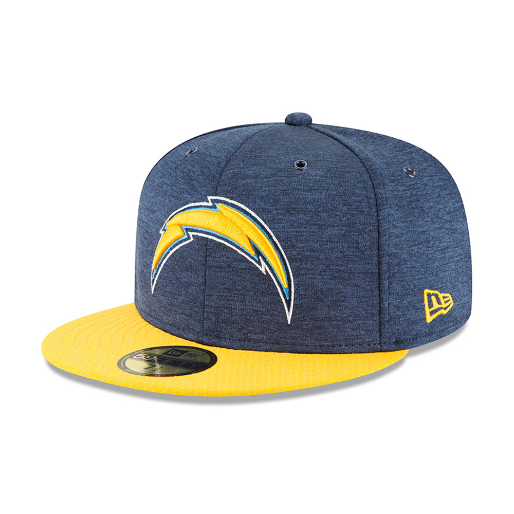 59FIFTY – Los Angeles Chargers – 2018 Sideline