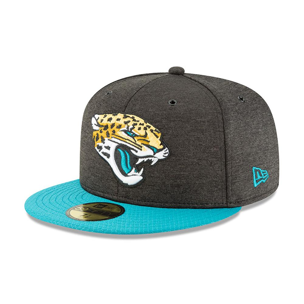 Jacksonville Jaguars 2018 Sideline 59FIFTY