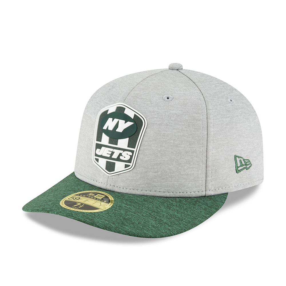 59FIFTY – New York Jets 2018 Sideline Away Low Profile