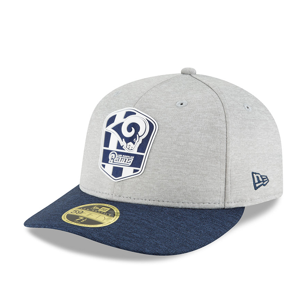 Los Angeles Rams 2018 Sideline Away Low Profile 59FIFTY