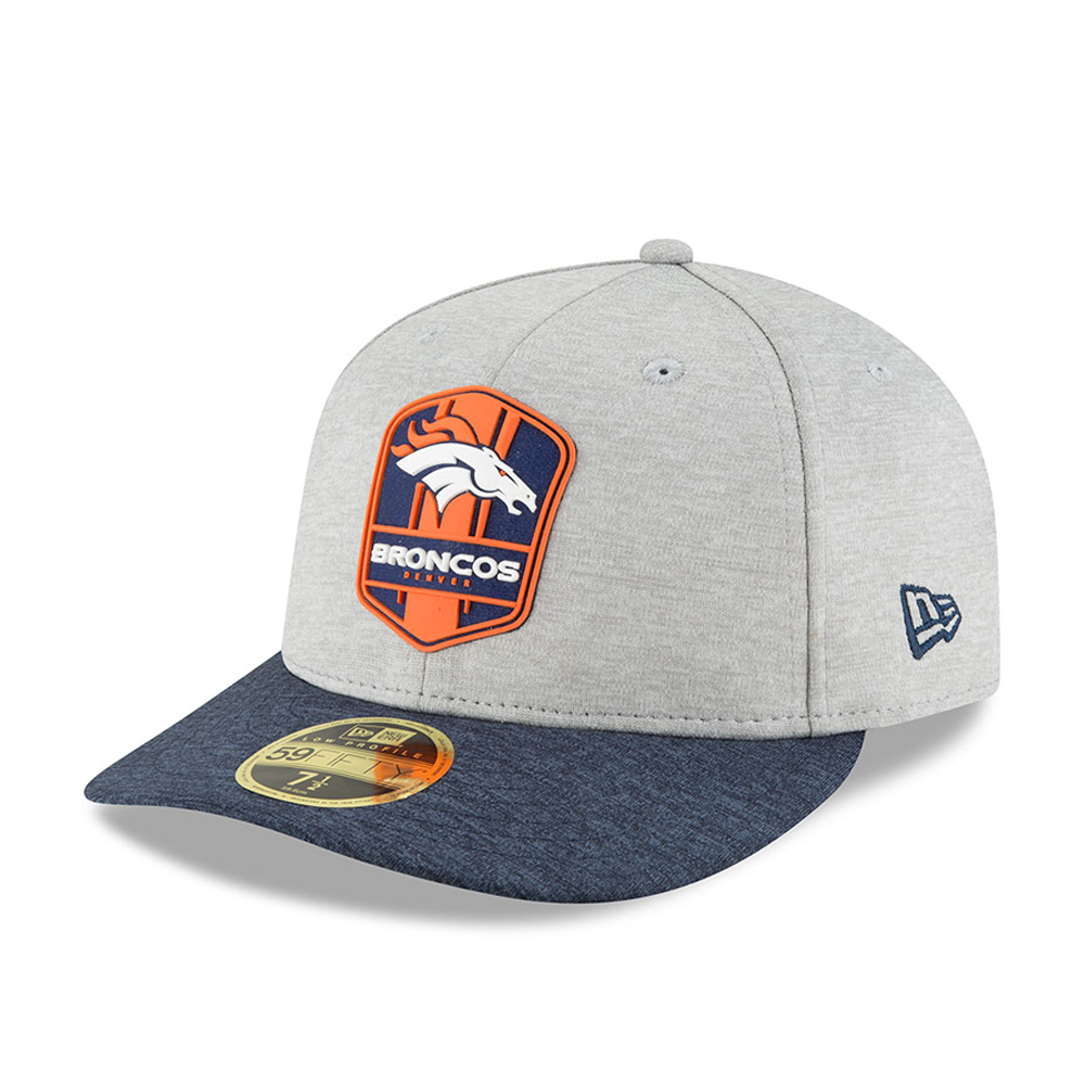 Denver Broncos 2018 Sideline Away Low Profile 59FIFTY