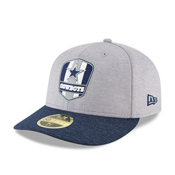 59FIFTY – Dallas Cowboys 2018 Sideline Away Low Profile