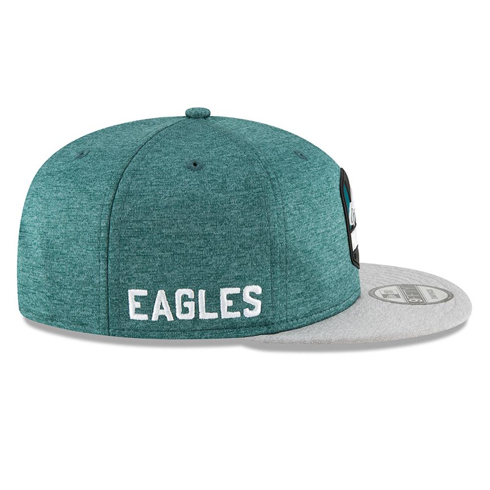 9FIFTY Snapback – Philadelphia Eagles 2018 Sideline Away
