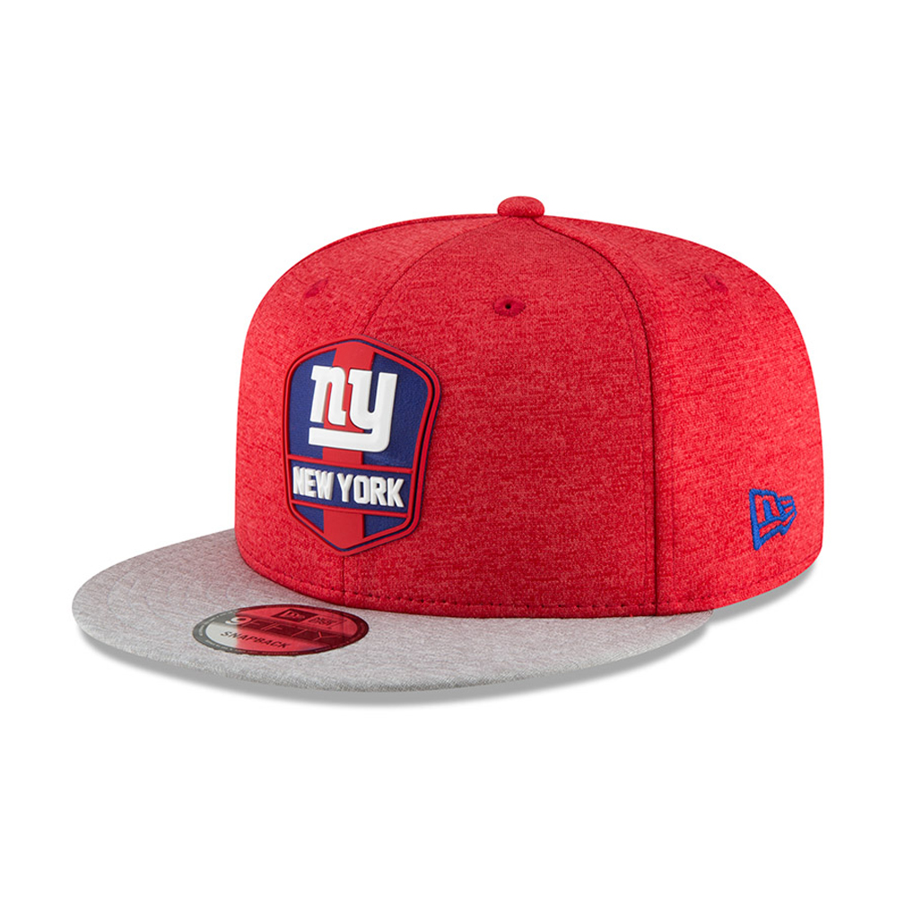 New York Giants 2018 Sideline Away 9FIFTY Snapback