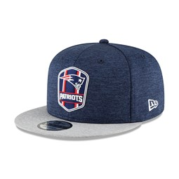 New England Patriots 2018 Sideline Away 9FIFTY Snapback