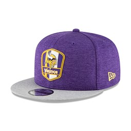 Minnesota Vikings 2018 Sideline Away 9FIFTY Snapback