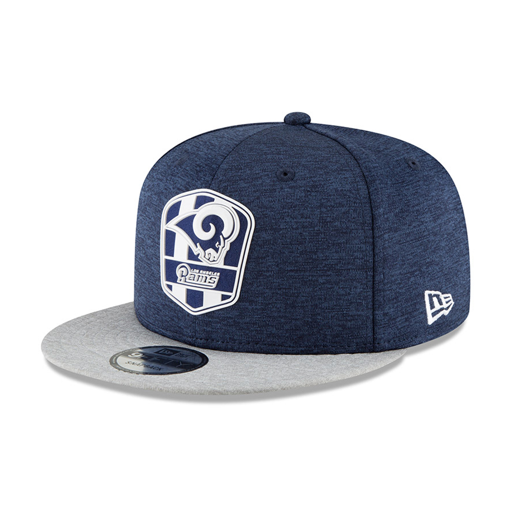 Los Angeles Rams 2018 Sideline Away 9FIFTY Snapback