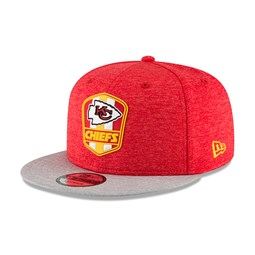 Kansas City Chiefs 2018 Sideline Away 9FIFTY Snapback