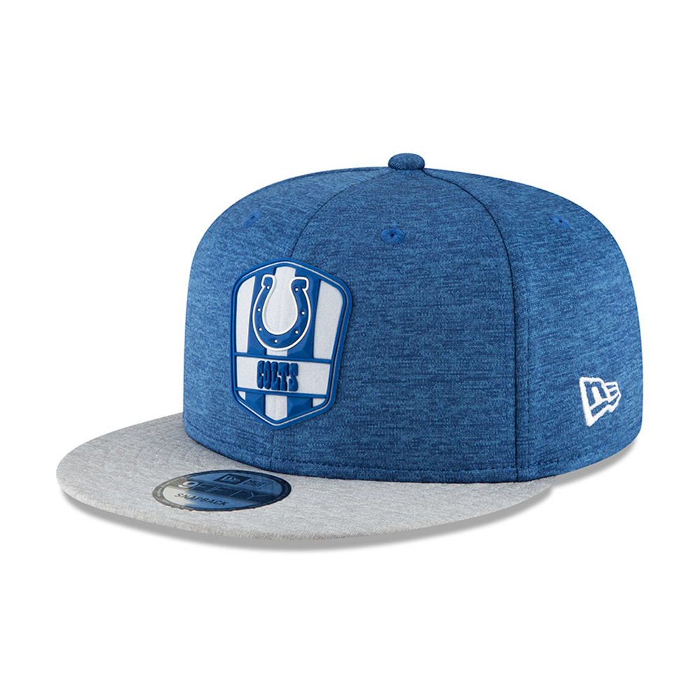 Indianapolis Colts 2018 Sideline Away 9FIFTY Snapback