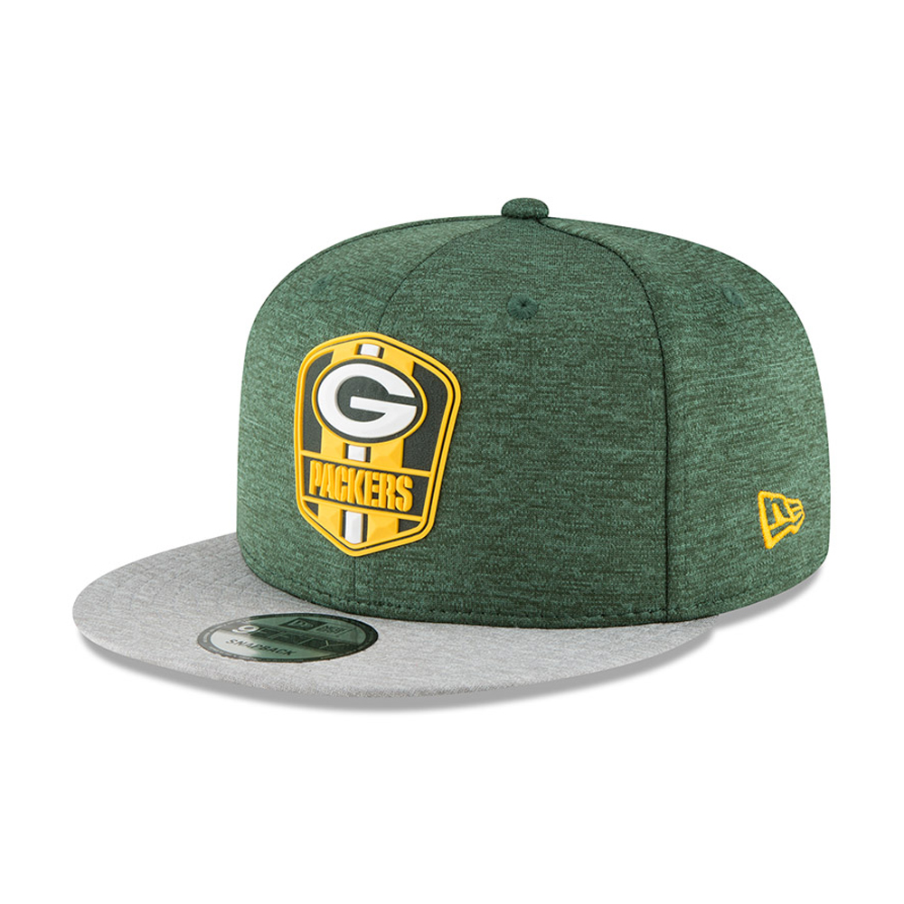 Green Bay Packers 2018 Sideline Away 9FIFTY Snapback