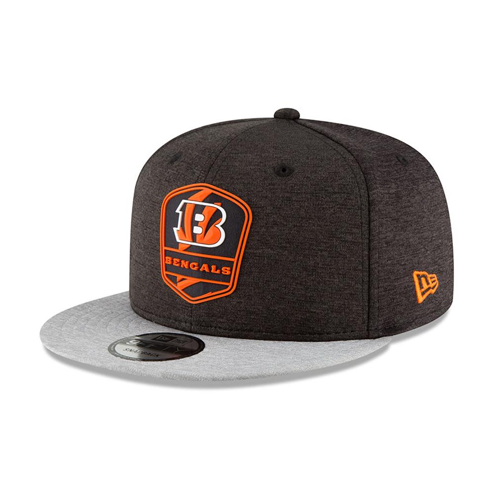 Cincinnati Bengals 2018 Sideline Away 9FIFTY Snapback de510fdc2aa