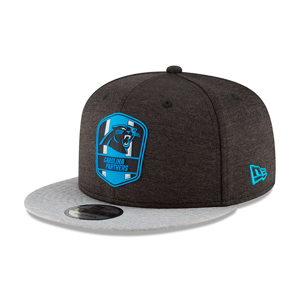 Carolina Panthers 2018 Sideline Away 9FIFTY Snapback