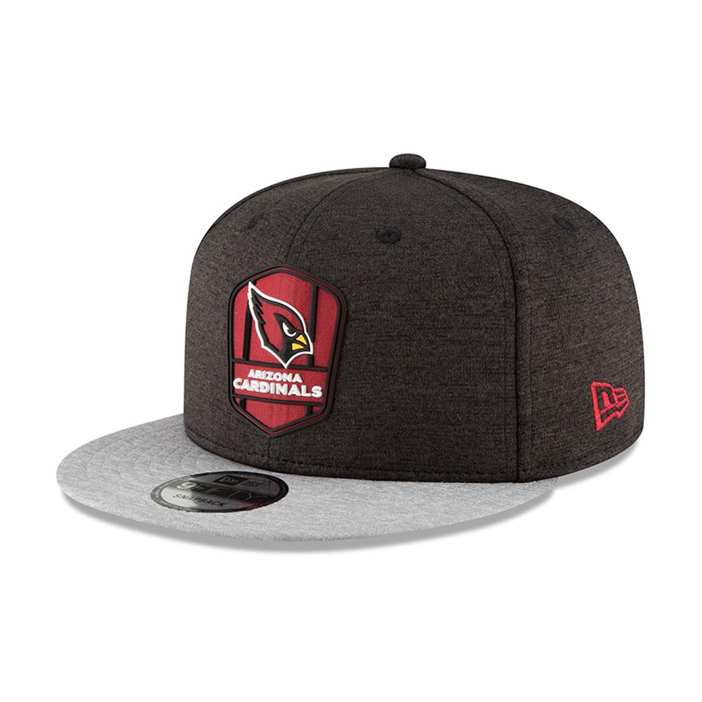 Arizona Cardinals 2018 Sideline Away 9FIFTY Snapback cc97650c469