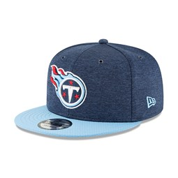 Tennessee Titans 2018 Sideline Home 9FIFTY Snapback