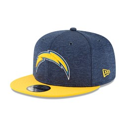 Los Angeles Chargers 2018 Sideline Home 9FIFTY Snapback